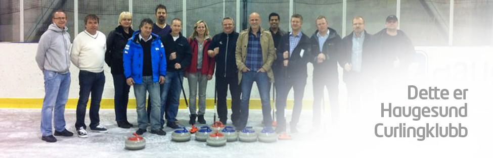 Dette er Haugesund Curlingklubb